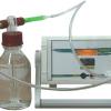 Gaswaschflasche für die Bestimmung der Radonkonzentration in Wasser