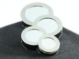 Ионно-имплантированные кремниевые детекторы для альфа-спектроск